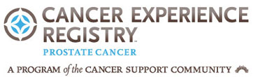 Prostate Cancer Cancer Experience Registry